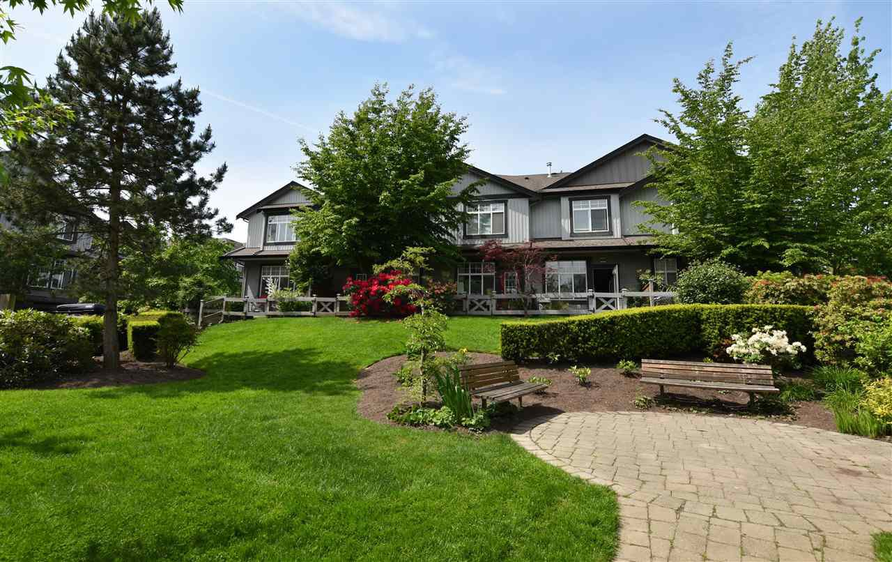 "Main Photo: 27 18828 69 Avenue in Surrey: Clayton Townhouse for sale in ""STARPOINT"" (Cloverdale)  : MLS®# R2065527"