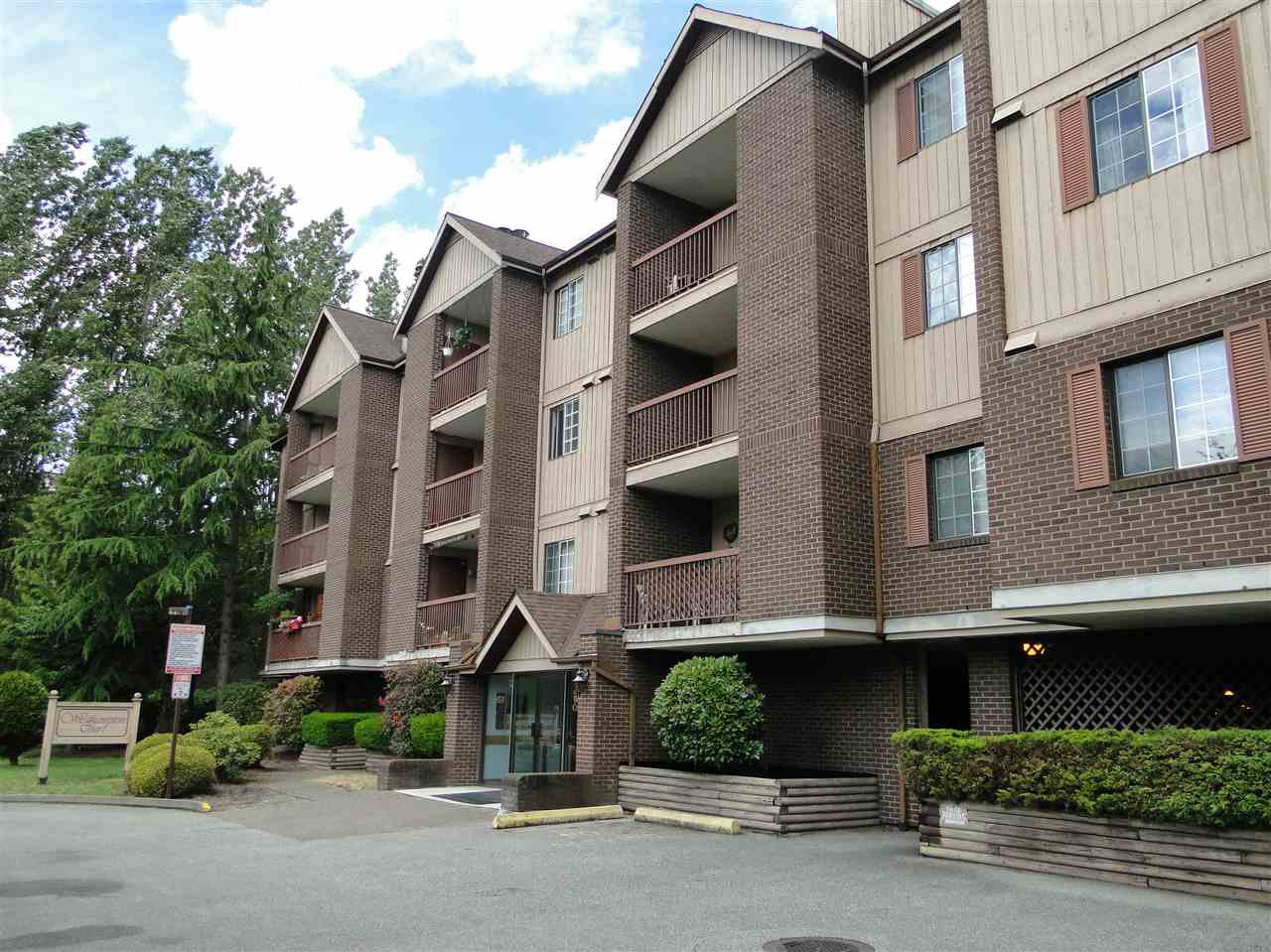 "Main Photo: 323 8511 WESTMINSTER Highway in Richmond: Brighouse Condo for sale in ""WEST HAMPSTON"" : MLS®# R2084687"