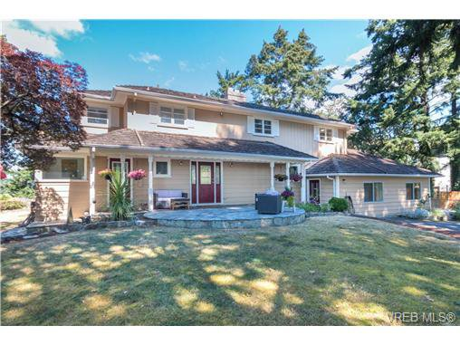 Main Photo: 2817 Murray Dr in VICTORIA: SW Portage Inlet Single Family Detached for sale (Saanich West)  : MLS®# 738601