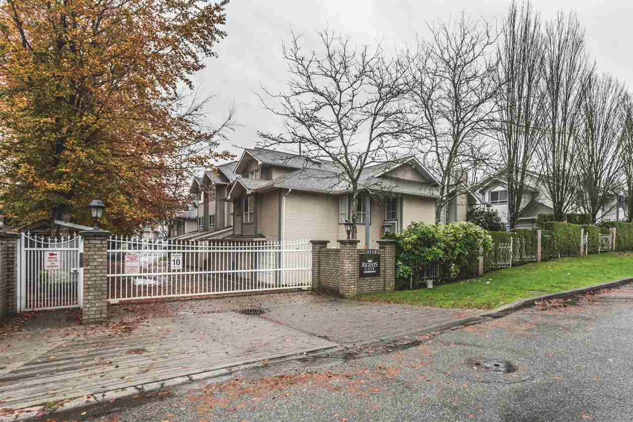 "Main Photo: 102 10538 153 Street in Surrey: Guildford Townhouse for sale in ""Regents Gate"" (North Surrey)  : MLS®# R2119812"