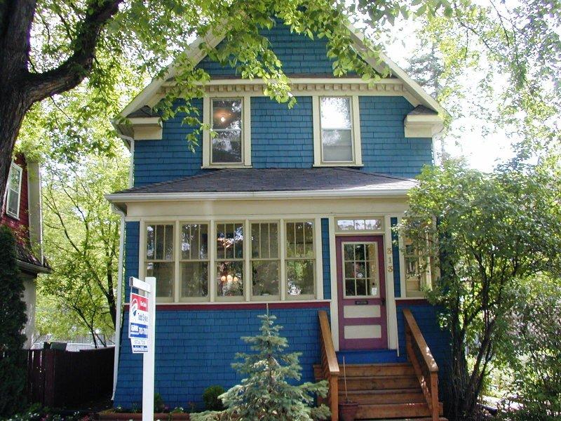 Main Photo: 313 Aubrey Street/ Wolseley in Winnipeg: West End / Wolseley House/Single Family for sale (Wolseley)  : MLS®# 2510917