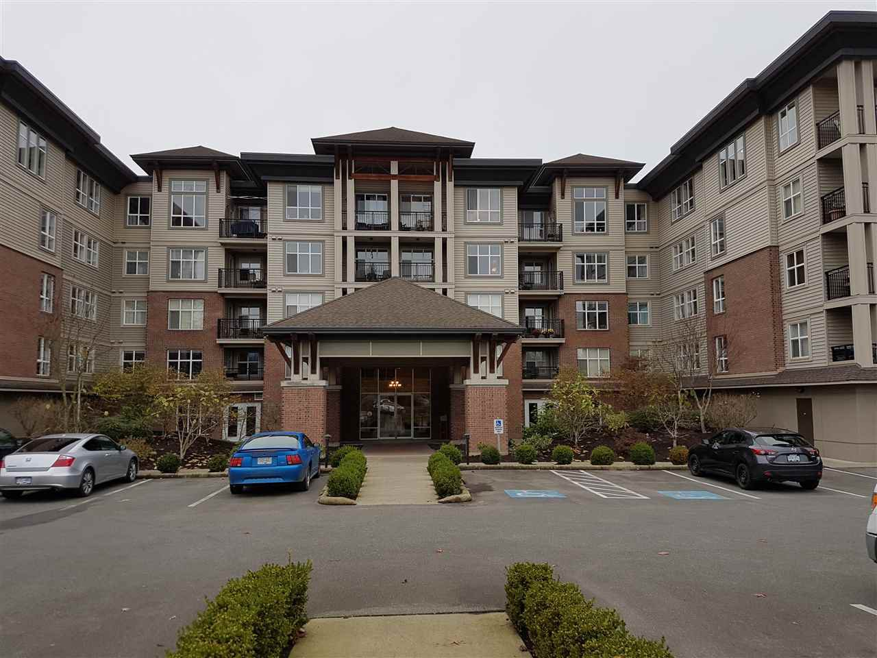 "Main Photo: 213 8955 EDWARD Street in Chilliwack: Chilliwack W Young-Well Condo for sale in ""WESTGATE"" : MLS®# R2124698"