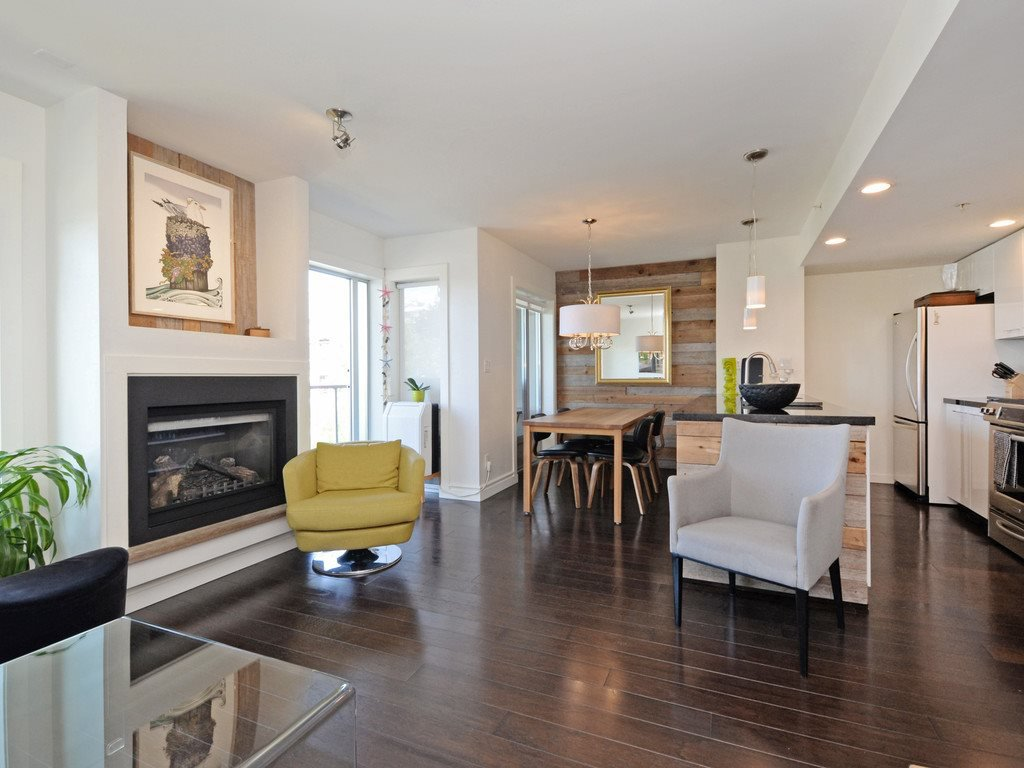 Photo 4: Photos: TH6 1288 CHESTERFIELD Avenue in North Vancouver: Central Lonsdale Townhouse for sale : MLS®# R2197784