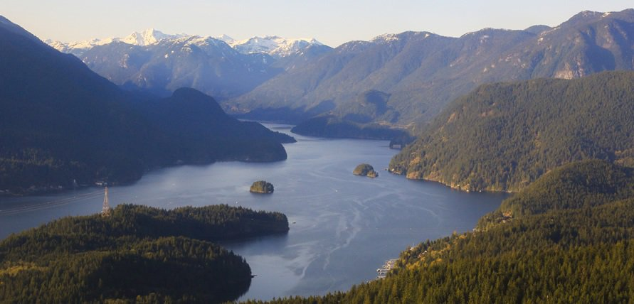 Photo 2: Photos: LOT 8 BEST POINT in North Vancouver: Indian Arm Land for sale : MLS®# R2207503