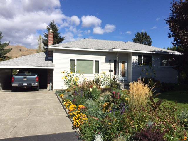 Main Photo: 2390 YOUNG Avenue in : Brocklehurst House for sale (Kamloops)  : MLS®# 143007
