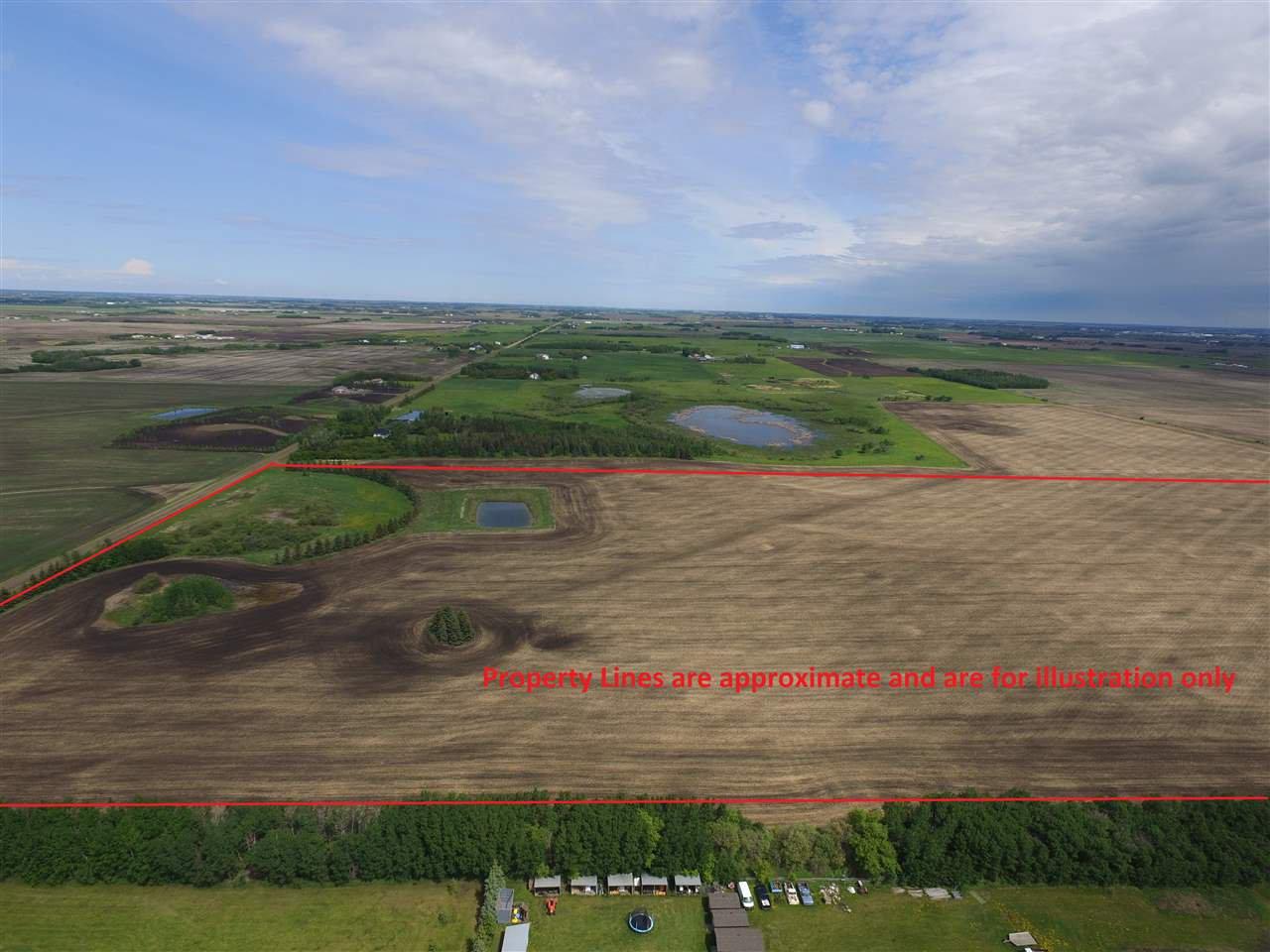 Main Photo: Twsp 551 Range Road 260: Rural Sturgeon County Rural Land/Vacant Lot for sale : MLS®# E4093989