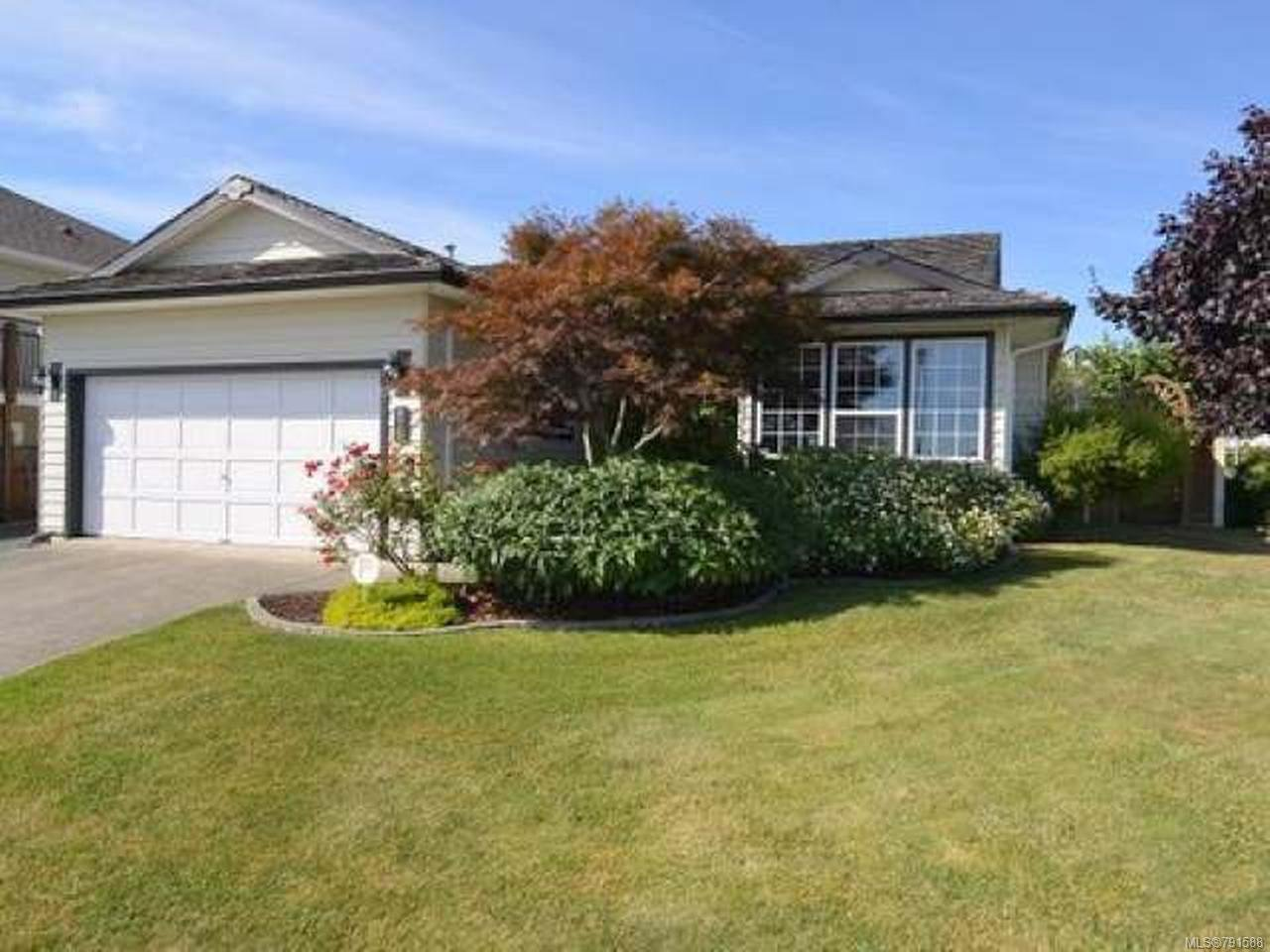 Main Photo: 675 HUDSON ROAD in CAMPBELL RIVER: CR Willow Point House for sale (Campbell River)  : MLS®# 791588