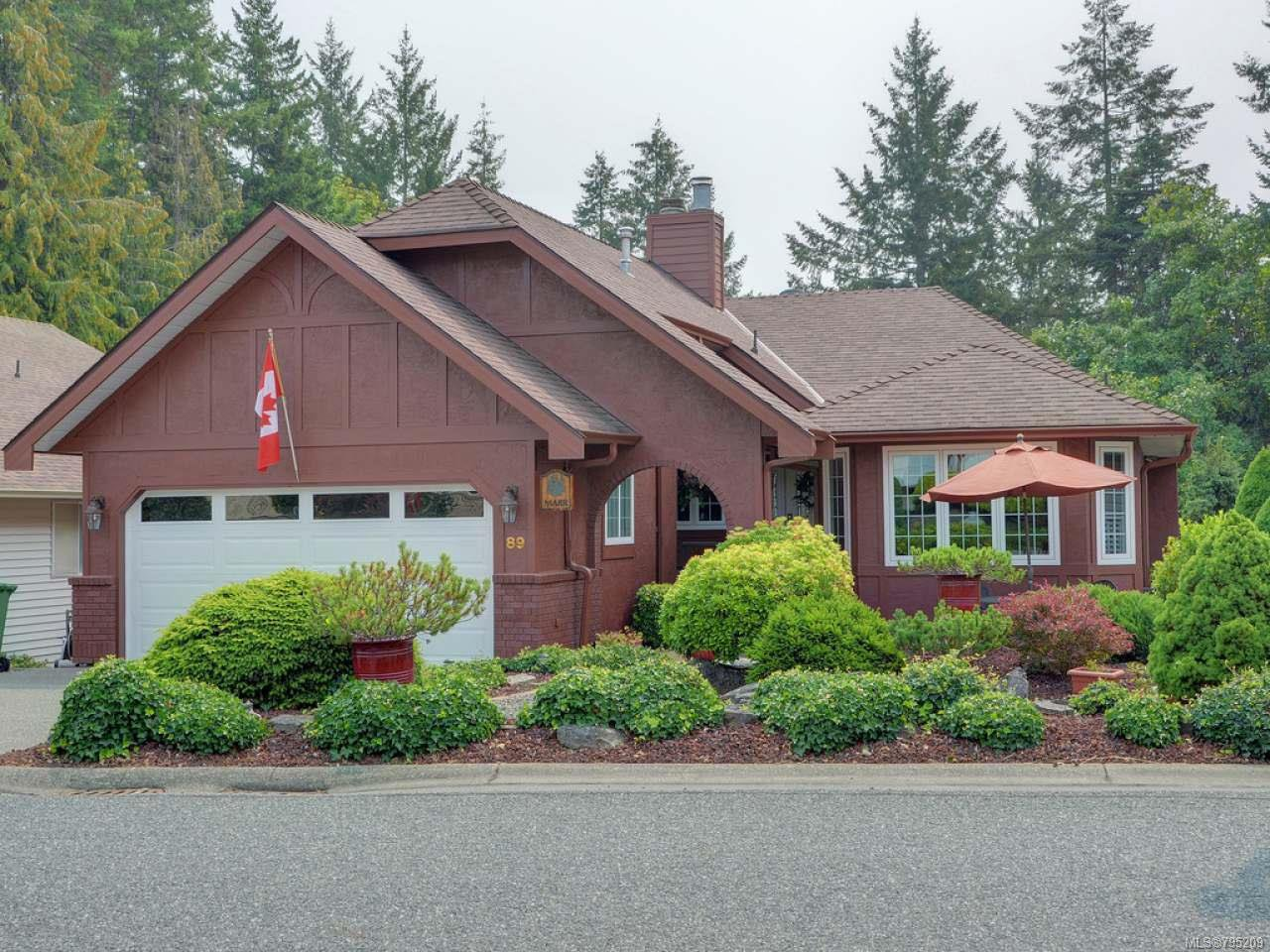 Main Photo: 89 Marine Dr in COBBLE HILL: ML Cobble Hill House for sale (Malahat & Area)  : MLS®# 795209