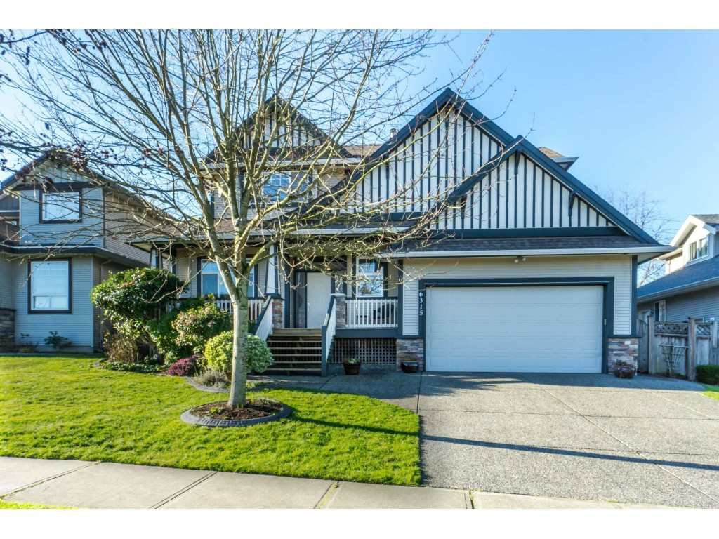 """Main Photo: 6315 166 Street in Surrey: Cloverdale BC House for sale in """"Clover Ridge"""" (Cloverdale)  : MLS®# R2332477"""