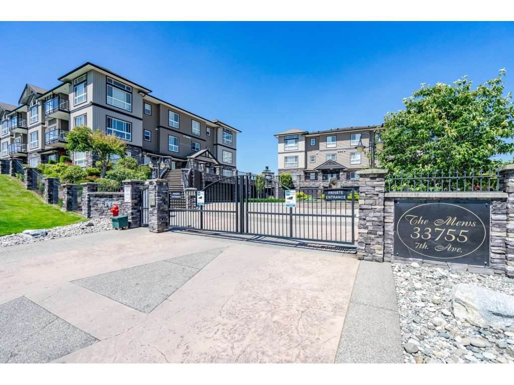 "Main Photo: A117 33755 7TH Avenue in Mission: Mission BC Condo for sale in ""The Mews"" : MLS®# R2352904"