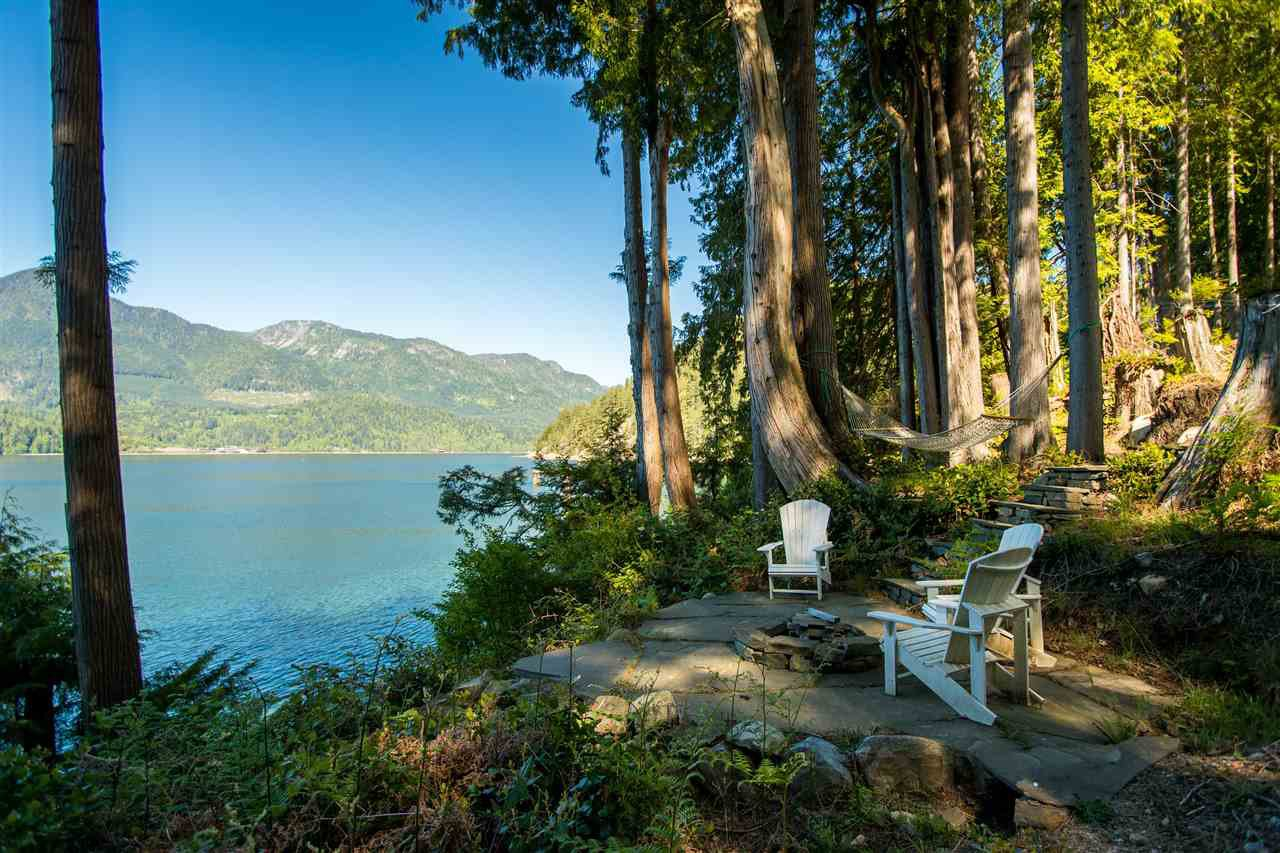 Main Photo: 2475 COTTON BAY Road: Gambier Island House for sale (Sunshine Coast)  : MLS®# R2370234
