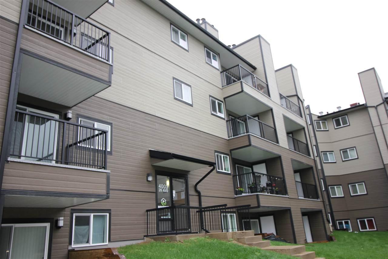 Main Photo: 405 4003 26 Avenue in Edmonton: Zone 29 Condo for sale : MLS®# E4166693