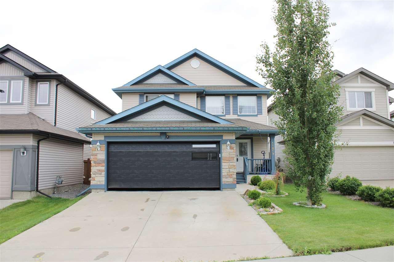Main Photo: 11817 13A Avenue SW in Edmonton: Zone 55 House for sale : MLS®# E4168881