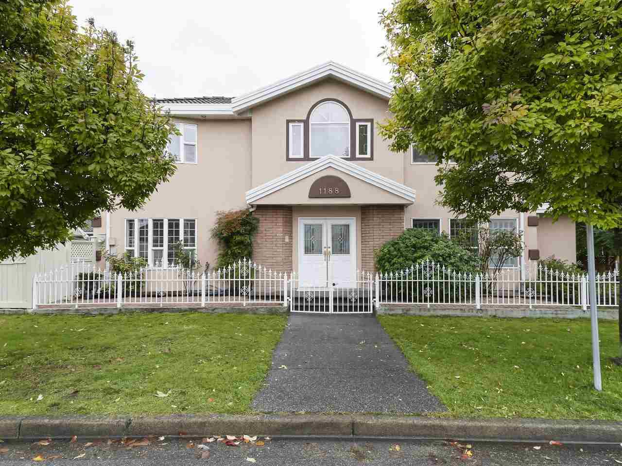 Main Photo: 1188 KOOTENAY Street in Vancouver: Renfrew VE House for sale (Vancouver East)  : MLS®# R2414785
