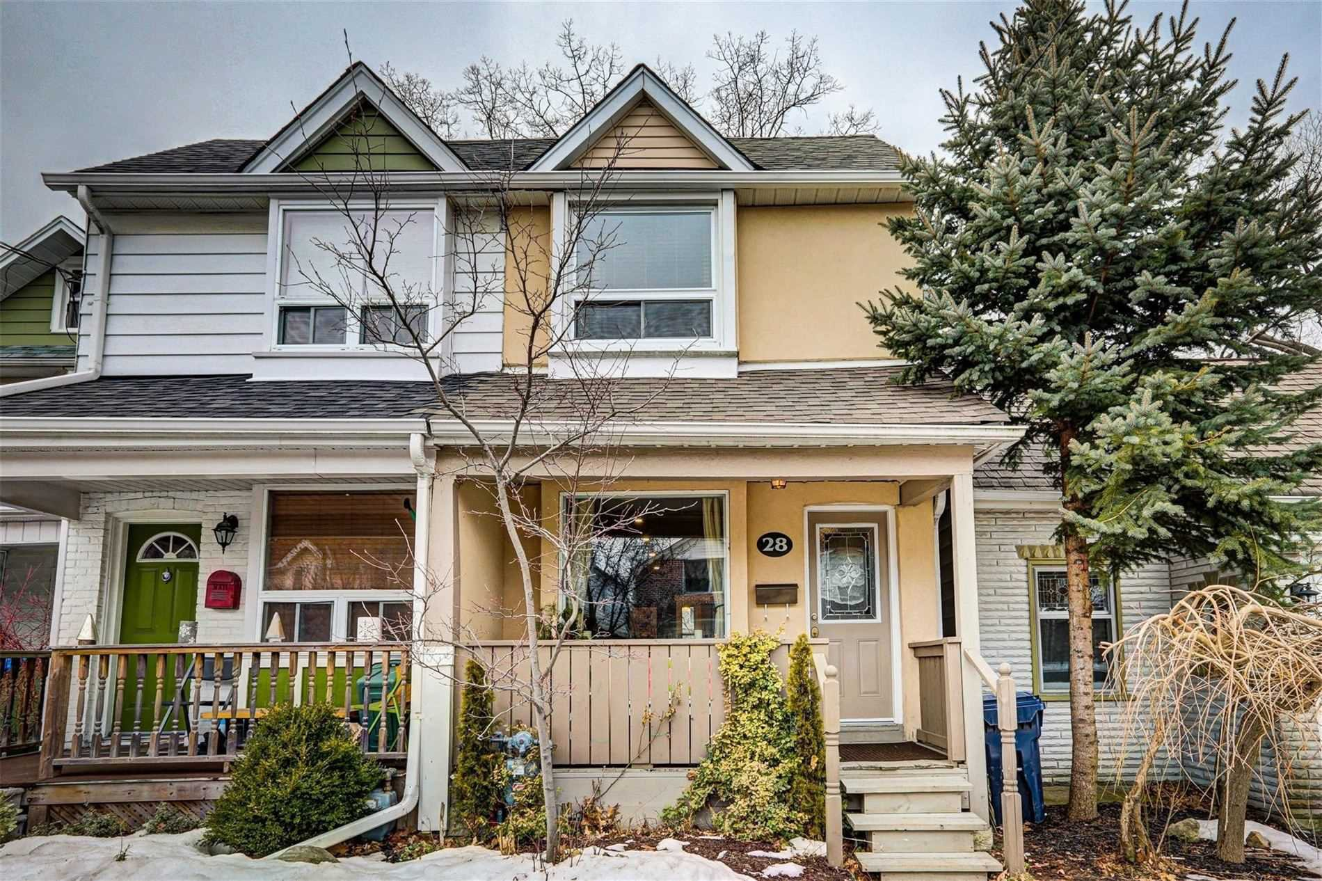 Main Photo: 28 Amroth Ave in Toronto: East End-Danforth Freehold for sale (Toronto E02)  : MLS®# E4678832