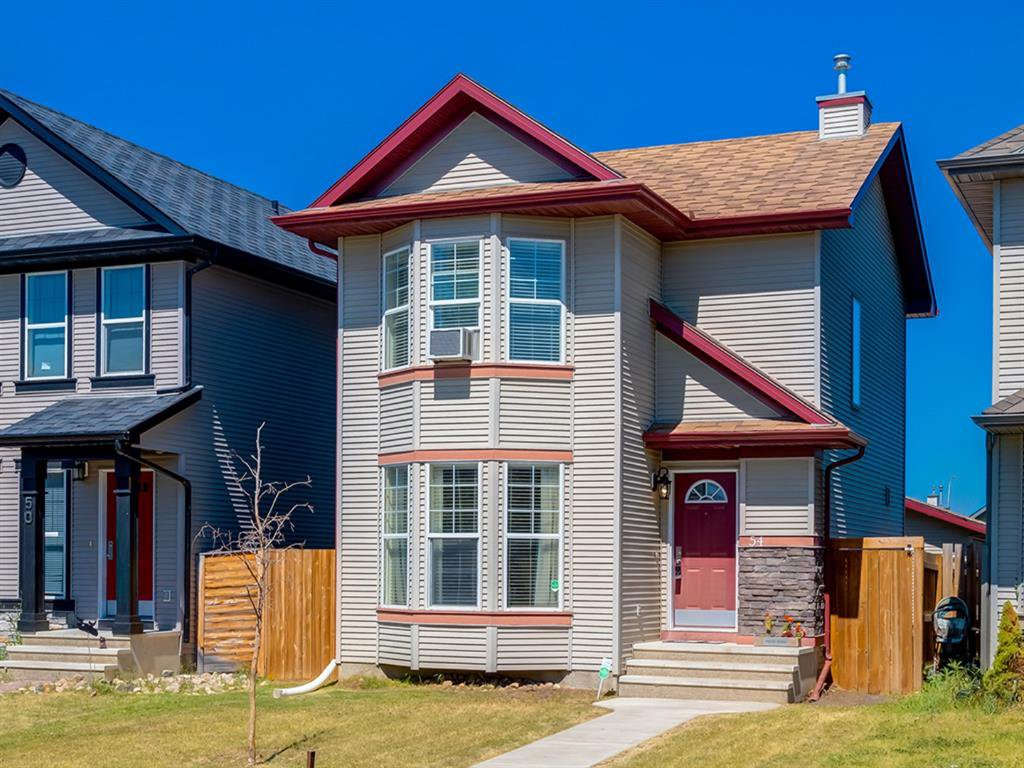 Main Photo: 54 CRANBERRY Place SE in Calgary: Cranston Detached for sale : MLS®# A1020600