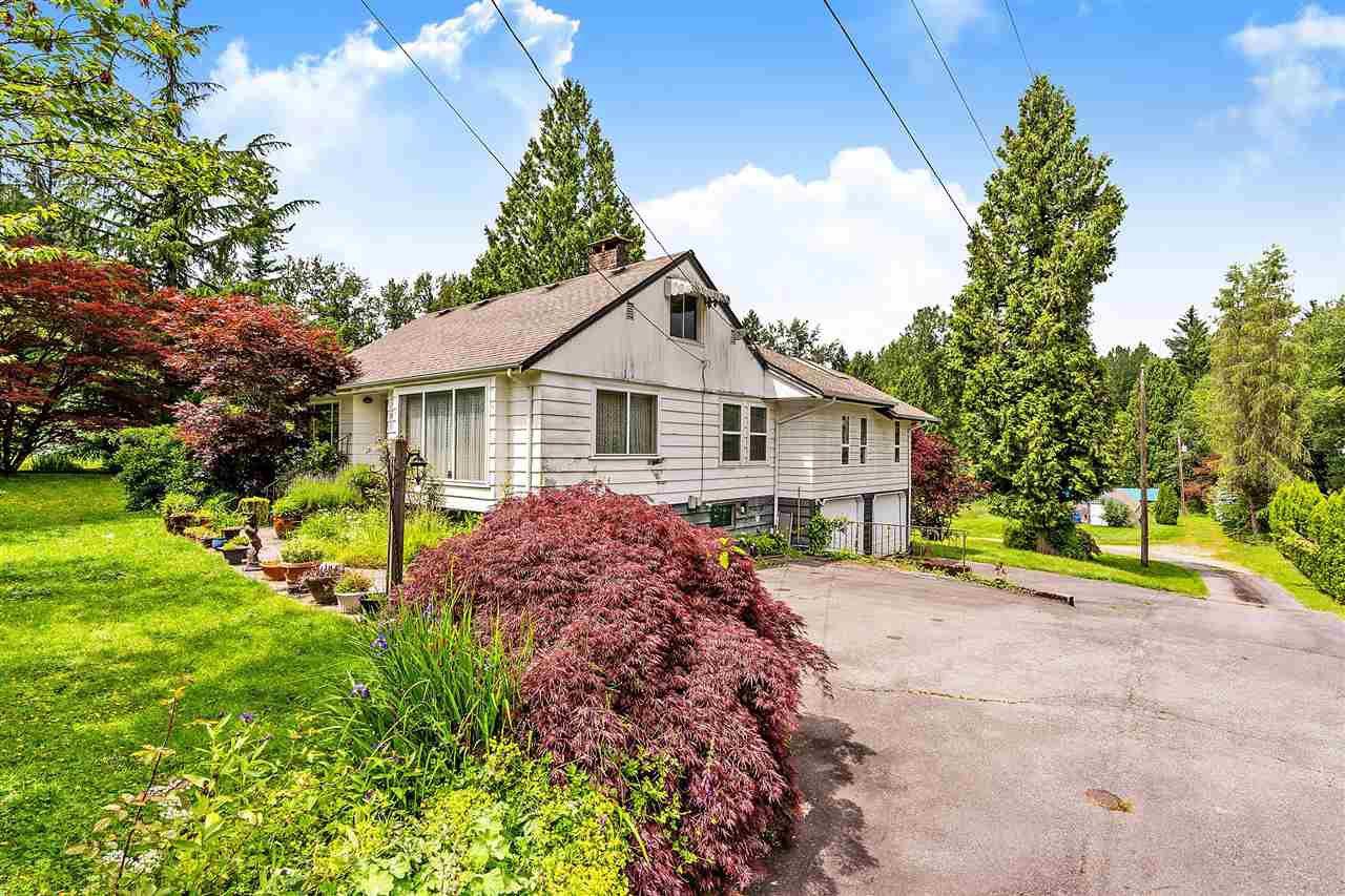 Main Photo: 12085 WEBSTER Street in Maple Ridge: Websters Corners House for sale : MLS®# R2502387