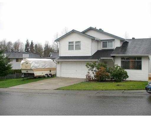 "Main Photo: 11265 HARRISON ST in Maple Ridge: East Central House for sale in ""RIVER HILLS ESTATE"" : MLS®# V571110"