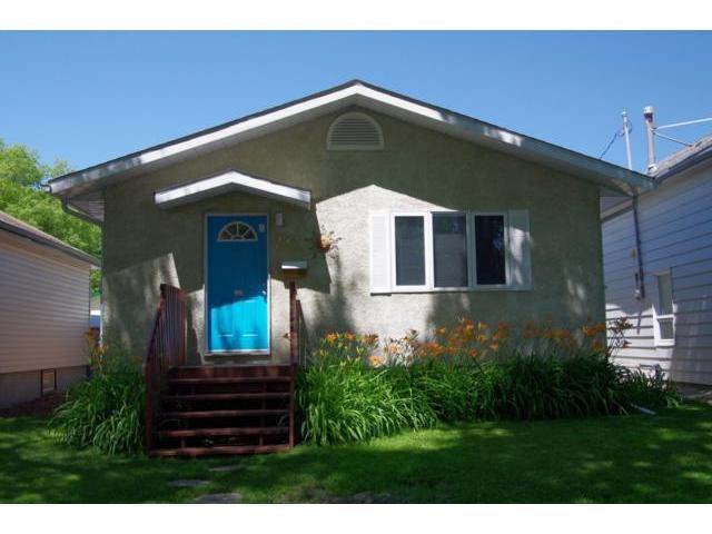 Main Photo: 227 Notre Dame Street in WINNIPEG: St Boniface Residential for sale (South East Winnipeg)  : MLS®# 1113897