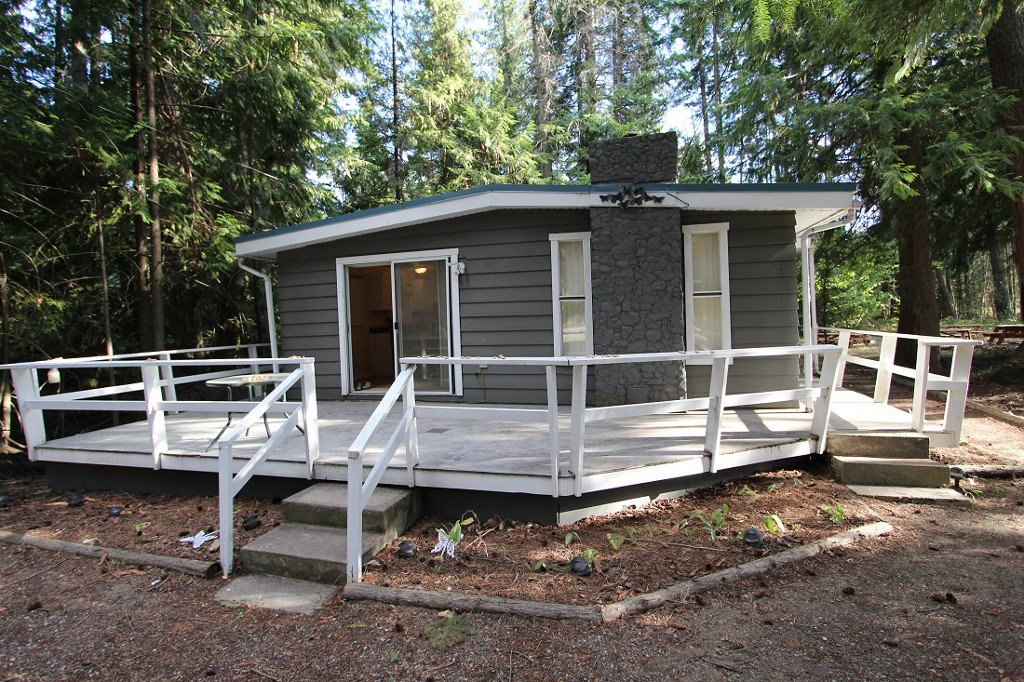Main Photo: 4180 Squilax Anglemont Road in Scotch Creek: North Shuswap House for sale (Shuswap)  : MLS®# 10078424