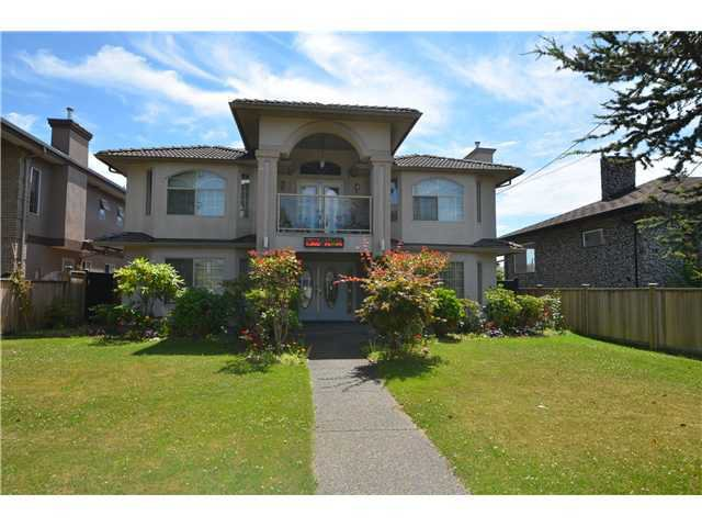 "Main Photo: 1506 TENTH Avenue in New Westminster: West End NW House for sale in ""WEST END"" : MLS®# V1039715"