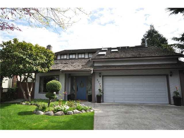"Main Photo: 4771 CAMLANN Court in Richmond: Boyd Park House for sale in ""BOYD PARK"" : MLS®# V1058999"