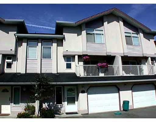 Main Photo: 3 2538 PITT RIVER RD in Port_Coquitlam: Mary Hill Townhouse for sale (Port Coquitlam)  : MLS®# V357706