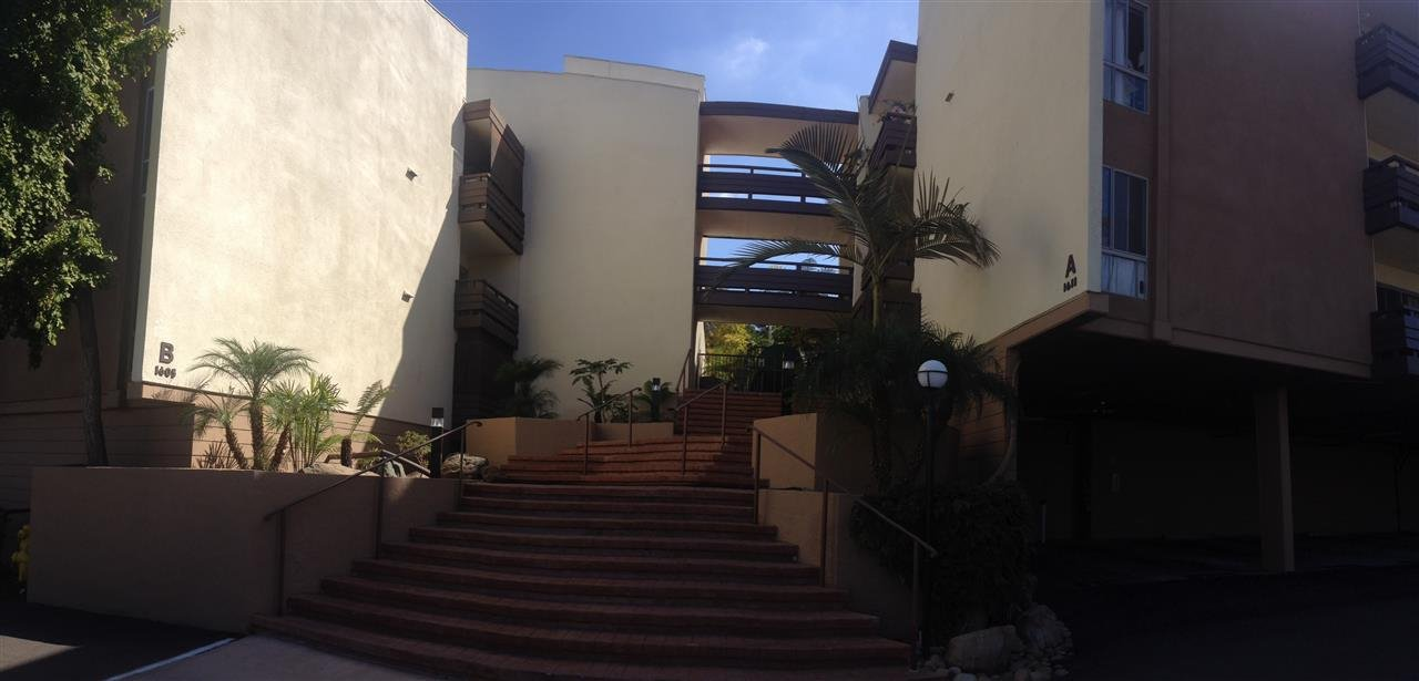 Main Photo: MISSION VILLAGE Condo for sale : 2 bedrooms : 1605 S Hotel Circle #B216 in San Diego