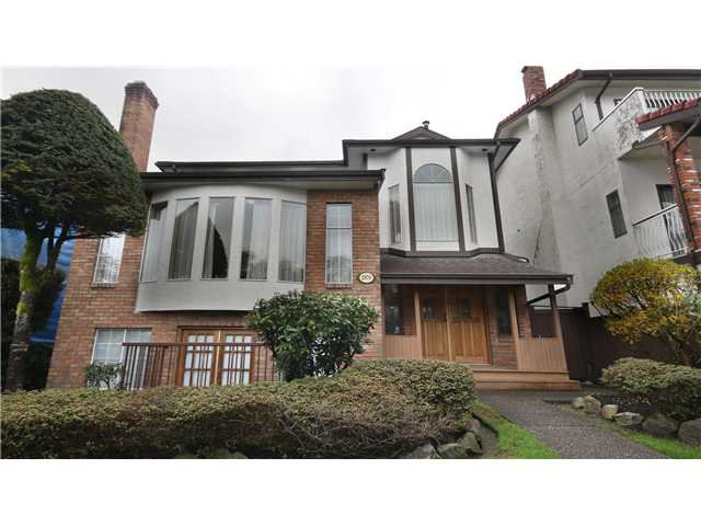 Main Photo: 2970 W 22ND Avenue in Vancouver: Arbutus House for sale (Vancouver West)  : MLS®# V1112934