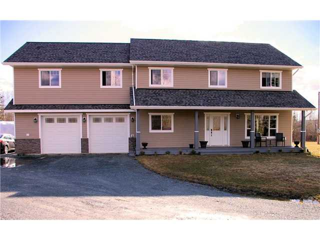 Main Photo: 8645 TABOR GLEN Drive in Prince George: Tabor Lake House for sale (PG Rural East (Zone 80))  : MLS®# N243492