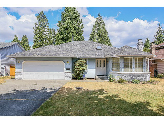 "Main Photo: 15467 91A Avenue in Surrey: Fleetwood Tynehead House for sale in ""BERKSHIRE PARK"" : MLS®# F1446816"