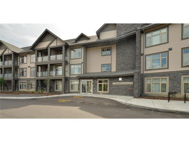 Main Photo: 315 15 ASPENMONT Heights SW in Calgary: Aspen Woods Condo for sale : MLS®# C4022494