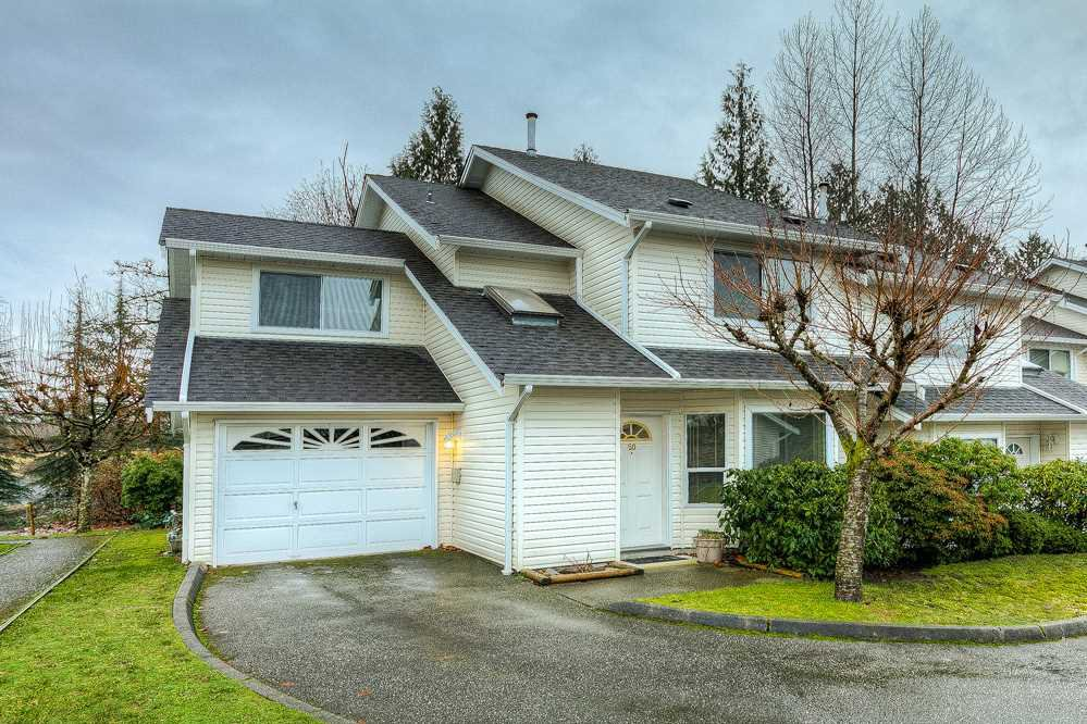 "Main Photo: 50 11588 232 Street in Maple Ridge: Cottonwood MR Townhouse for sale in ""COTTONWOOD VILLAGE"" : MLS®# R2028826"