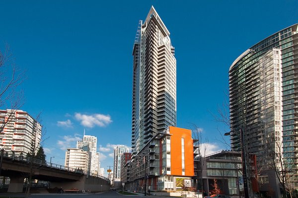 "Main Photo: 3005 1372 SEYMOUR Street in Vancouver: Downtown VW Condo for sale in ""The Mark"" (Vancouver West)  : MLS®# R2040403"