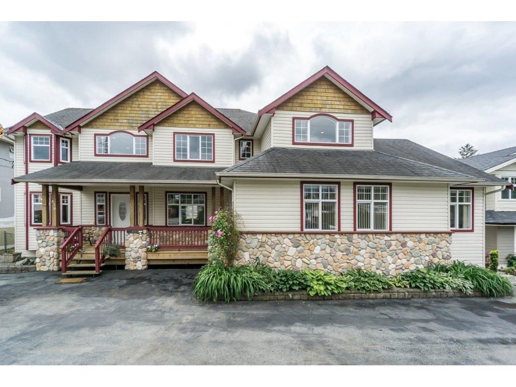 "Main Photo: 638 THOMPSON Avenue in Coquitlam: Coquitlam West House for sale in ""Burquitlam"" : MLS®# R2071441"