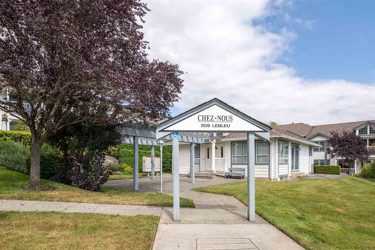"Main Photo: 13 209 LEBLEU Street in Coquitlam: Maillardville Condo for sale in ""CHEZ-NOUS"" : MLS®# R2082329"