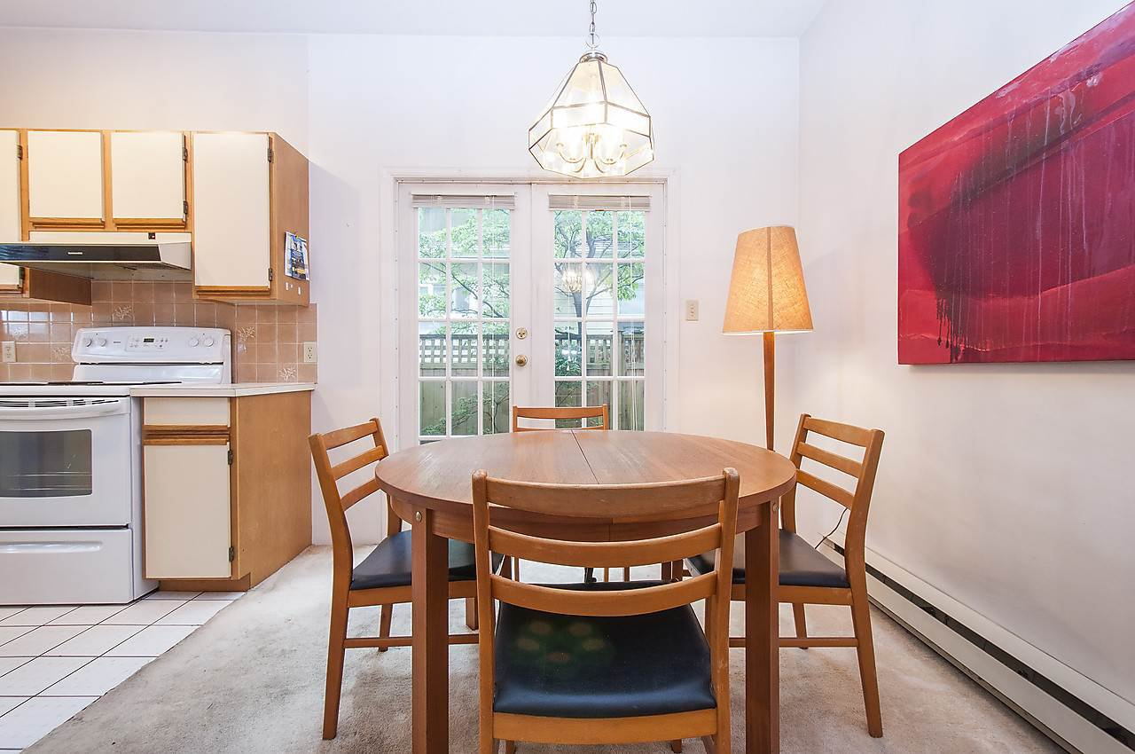 Photo 9: Photos: 3096 YEW Street in Vancouver: Kitsilano Townhouse for sale (Vancouver West)  : MLS®# R2100313
