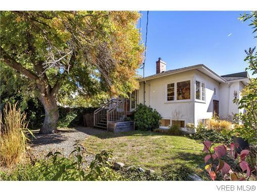 Main Photo: 1150 McKenzie St in VICTORIA: Vi Fairfield West Single Family Detached for sale (Victoria)  : MLS®# 742453