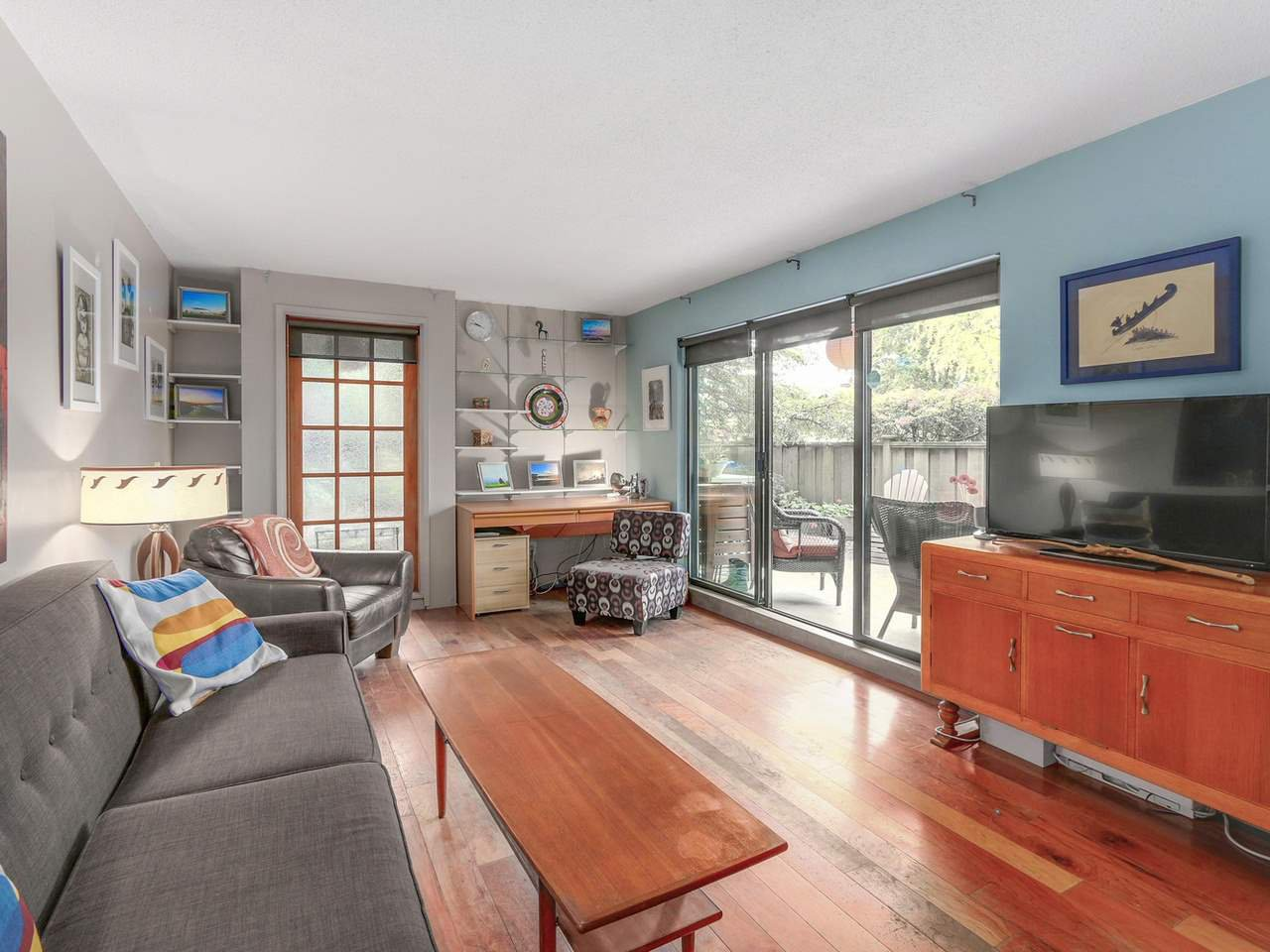 Main Photo: 102 224 N GARDEN Drive in Vancouver: Hastings Condo for sale (Vancouver East)  : MLS®# R2111826