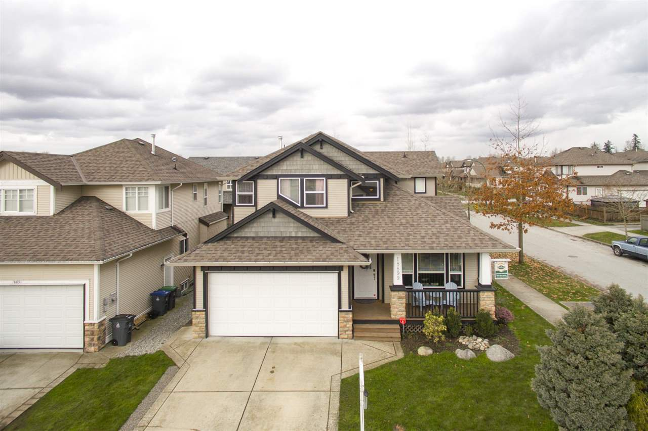 """Photo 1: Photos: 18899 68A Avenue in Surrey: Clayton House for sale in """"CLAYTON VILLAGE"""" (Cloverdale)  : MLS®# R2146647"""