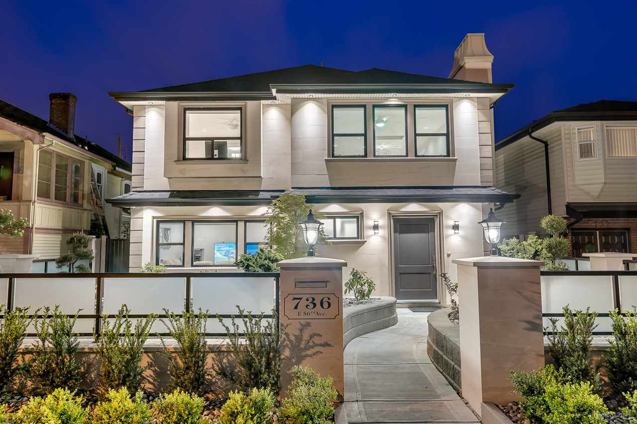 Main Photo: 736 E 56TH Avenue in Vancouver: South Vancouver House for sale (Vancouver East)  : MLS®# R2184827