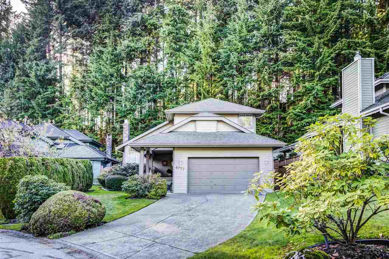 Main Photo: 4777 WOODROW Crescent in North Vancouver: Lynn Valley House for sale : MLS®# R2220950