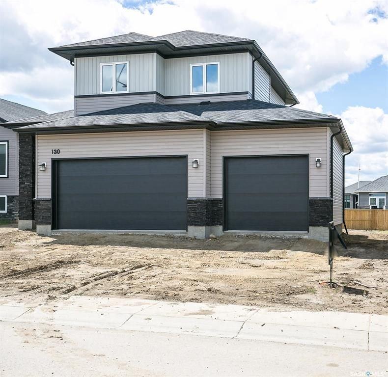 Main Photo: 130 Kloppenburg Crescent in Saskatoon: Evergreen Residential for sale : MLS®# SK714422