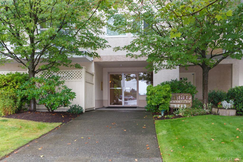 Main Photo: 103 3215 Rutledge St in VICTORIA: SE Quadra Condo for sale (Saanich East)  : MLS®# 685772