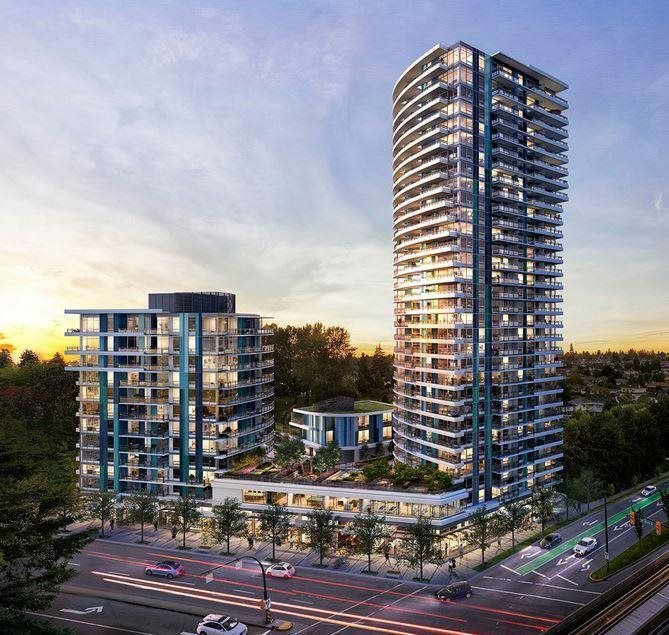 "Main Photo: 809 8189 CAMBIE Street in Vancouver: Marpole Condo for sale in ""NORTH WEST"" (Vancouver West)  : MLS®# R2294333"