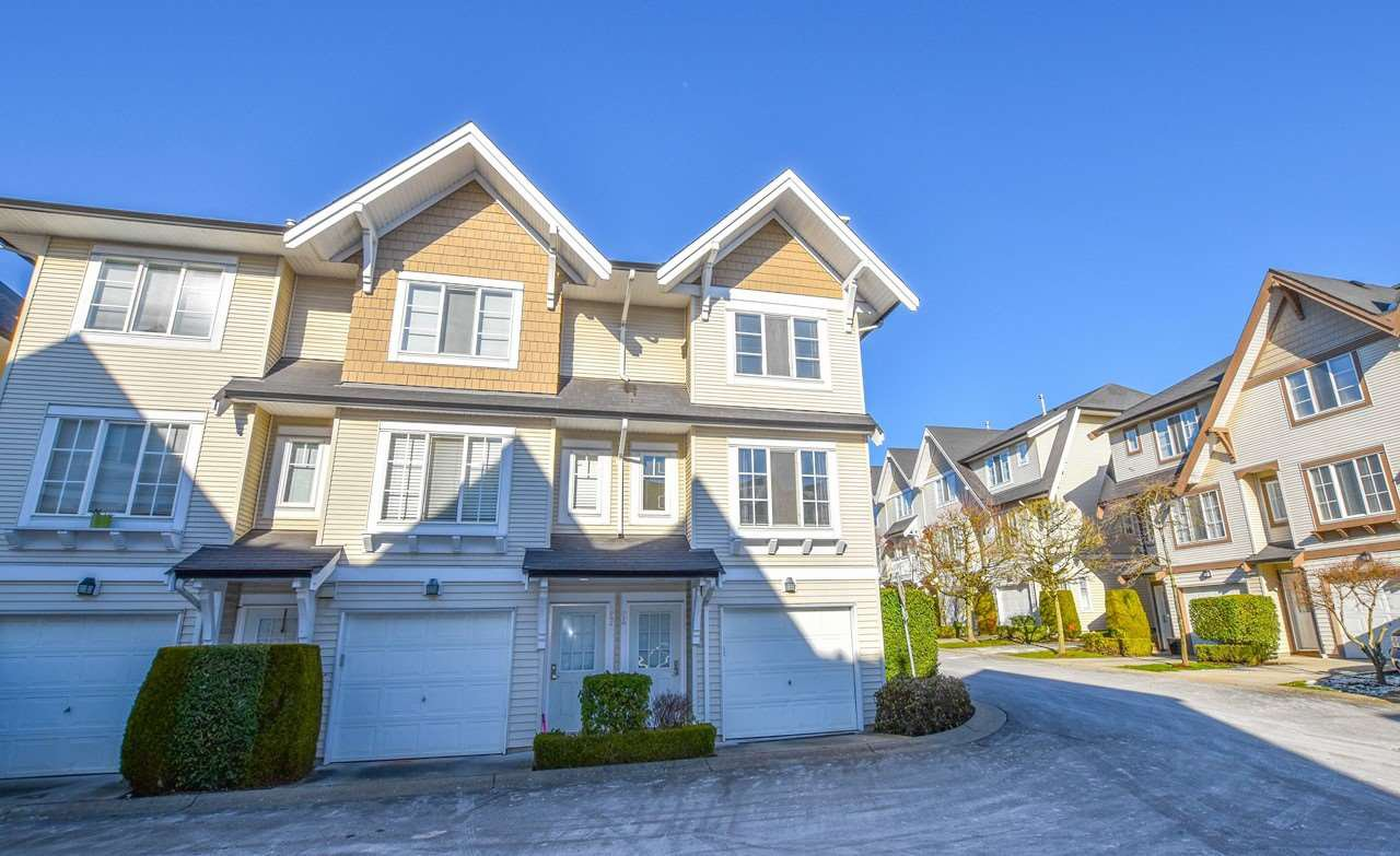 "Main Photo: 54 20540 66 Avenue in Langley: Willoughby Heights Townhouse for sale in ""Amberleigh"" : MLS®# R2339522"