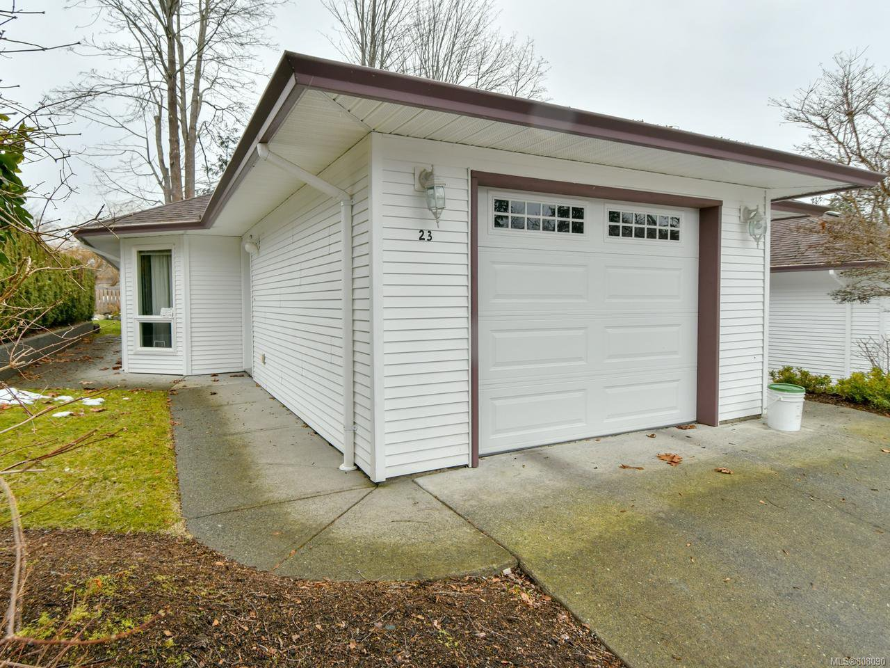 Main Photo: 23 251 MCPHEDRAN ROAD in CAMPBELL RIVER: CR Campbell River Central Row/Townhouse for sale (Campbell River)  : MLS®# 808090