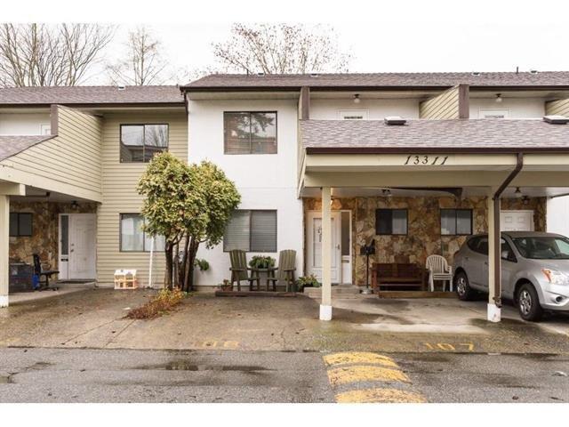 "Main Photo: 13311 71B Avenue in Surrey: West Newton Townhouse for sale in ""Suncreek"" : MLS®# R2367859"
