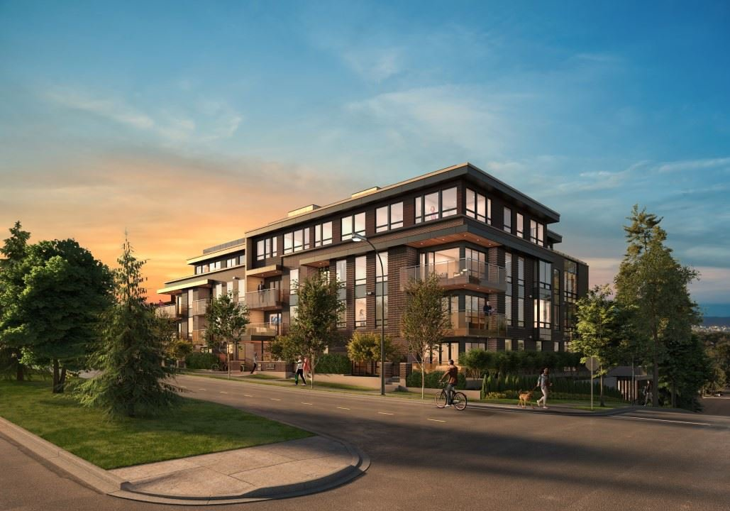 """Main Photo: 301 633 W KING EDWARD Avenue in Vancouver: Cambie Condo for sale in """"AMBER BY ARAGON"""" (Vancouver West)  : MLS®# R2384436"""