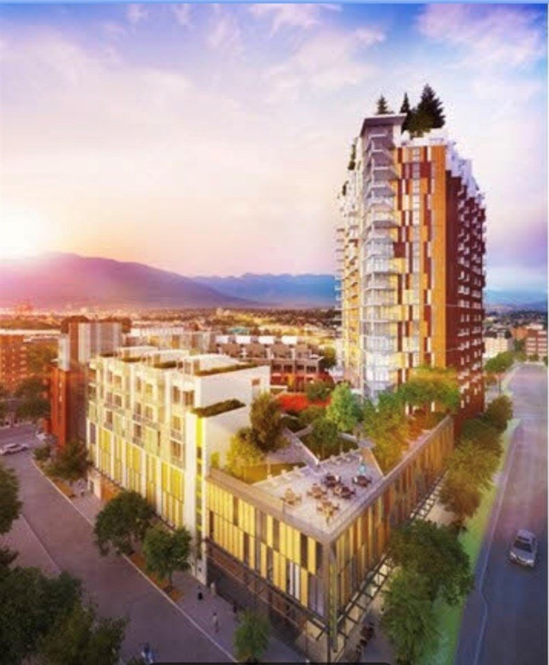 Main Photo: 612 285 E 10TH Avenue in Vancouver: Mount Pleasant VE Condo for sale (Vancouver East)  : MLS®# R2386860